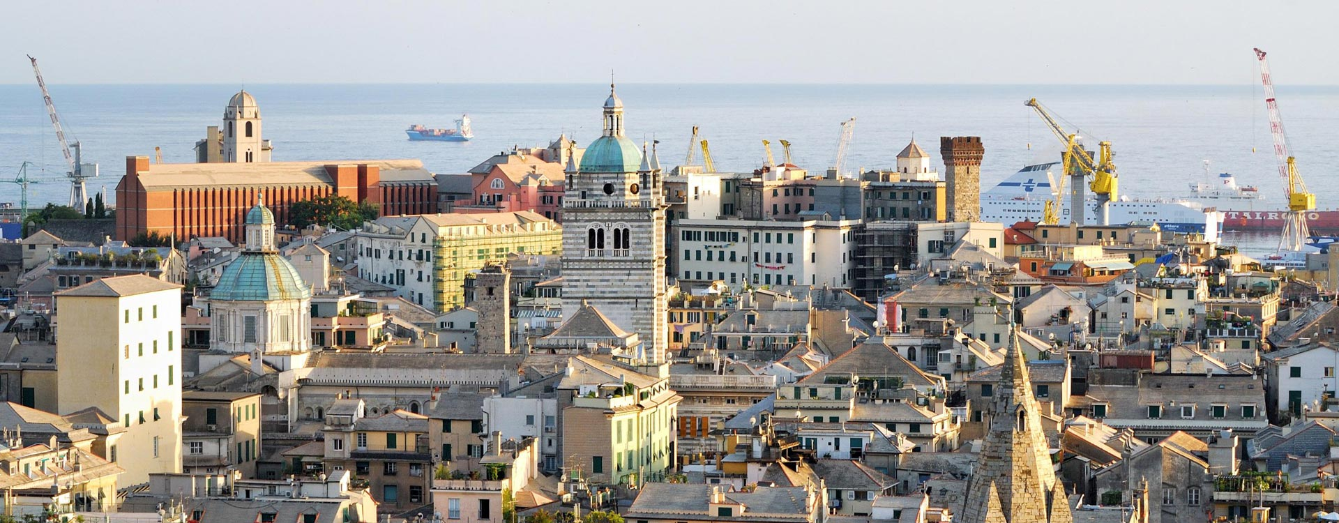 Front page - Hotel Cantore Genova